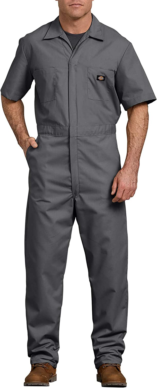 Dickies Men's Short Sleeve Coverall Big-Tall
