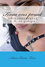 Kom ons praat (Nou praat jy Book 1) (Afrikaans Edition)