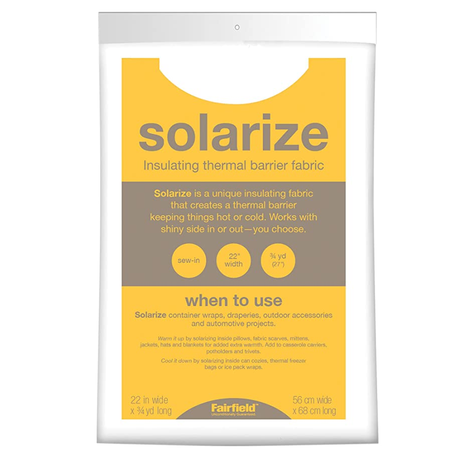 Fairfield Solarize Liner Fabric Craft Pack
