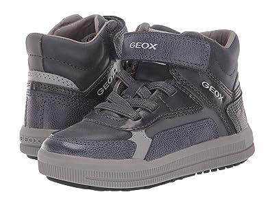 Geox Kids Arzach 15 (Toddler) (Navy/Grey) Boy