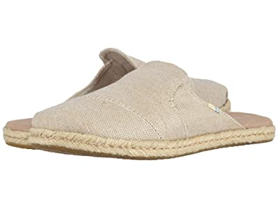 TOMS Nova (Rose Gold Metallic Woven) Women