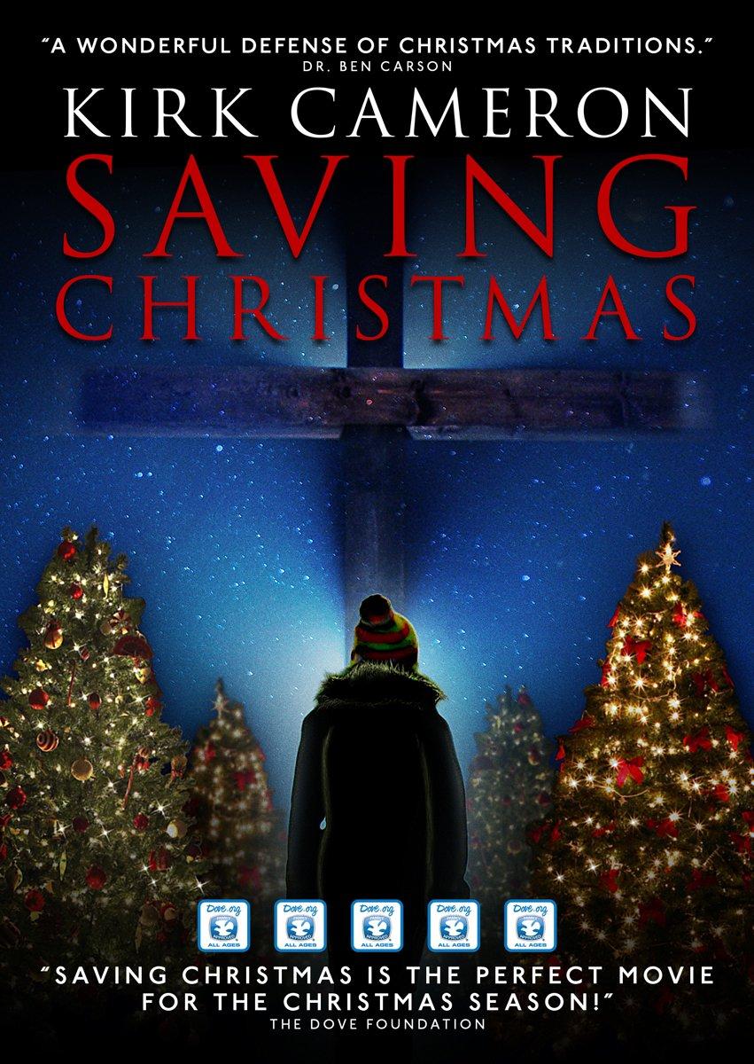 Saving Christmas DVD