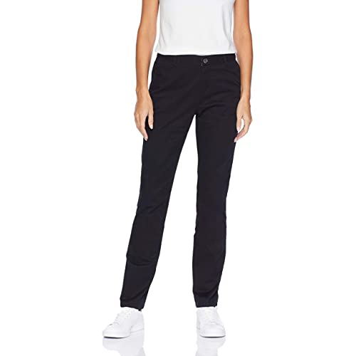 9294a3b0a Amazon Essentials Women's Straight-Fit Stretch Twill Chino Pant