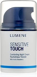 Lumene 敏感触感舒适晚霜,1.7 液体盎司 单瓶装