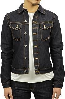 [ヌーディージーンズ] Nudie Jeans 正規販売店 メンズ アウター デニムジャケット KENNY DRY RING DENIM JACKET DENIM B26 160561 5018 (コード:4126316201)
