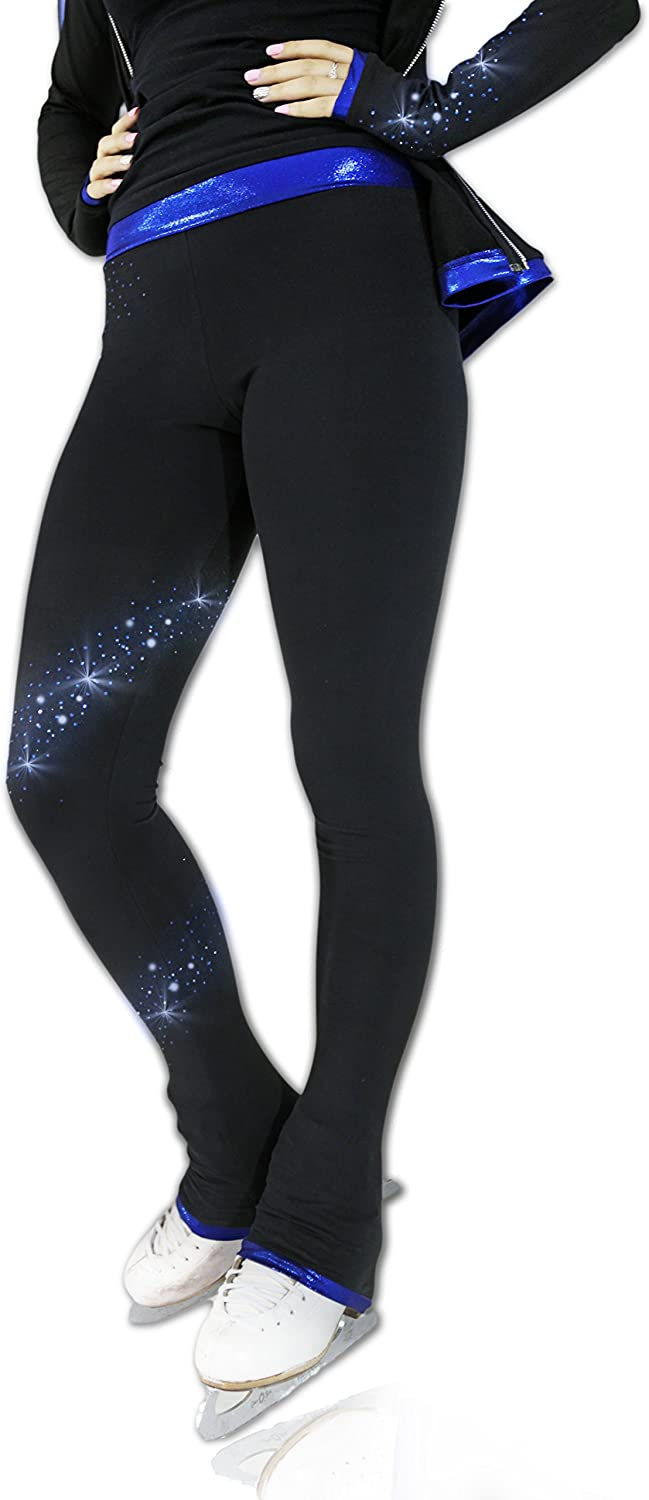 Fees free!! Kami-So Figure Shipping included Skating Pants Crystal Spiral -