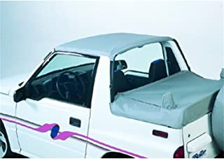 Bestop 52562-15 Strapless Bikini Black Denim Top for 1995-1998 Suzuki Sidekick/Geo Tracker