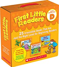 First Little Readers: 25 Irresistible Books That Are Just the Right Level for Beginning Readers, Level D: Includes Parents...