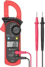 Etekcity Auto Ranging Clamp Meter, Digital Multimeter with Amp,Volt,Ohm,Diode and Resistance Test