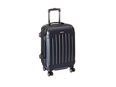 Kenneth Cole Reaction Renegade Against The Law 20 Carry-On Luggage (Navy) Carry on Luggage