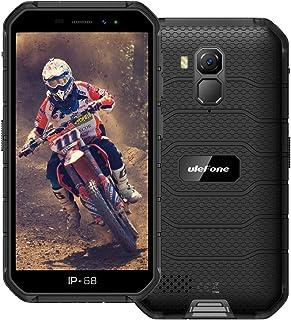 Ulefone ARMOR X7 PRO (2020) 4G Rugged Smartphone, MTK6762 Octa-Core 4 GB + 32 GB, weerstandsbestendige telefoon Ip68 water...
