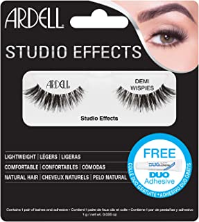 Ardell Studio Effects Demi Wispies with Free DUO Glue
