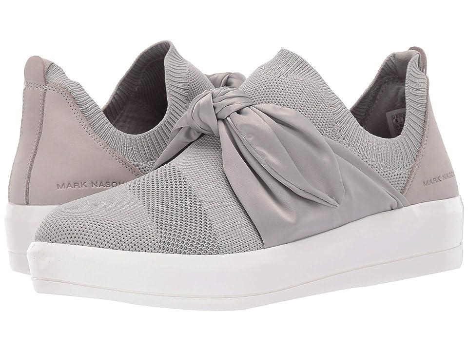 Image of Mark Nason Shinning (Gray) Women's Slip on Shoes