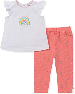 absorba Baby Girls` 2 Pieces Pants Set