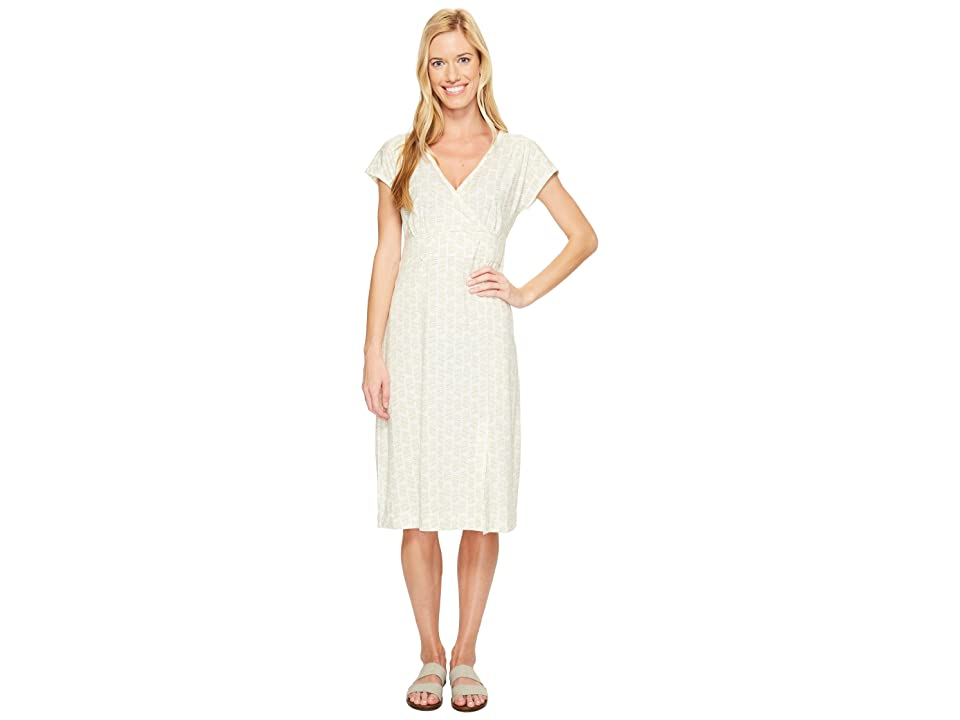 Royal Robbins Essential Tencel(r) Dash Dress (Creme) Women