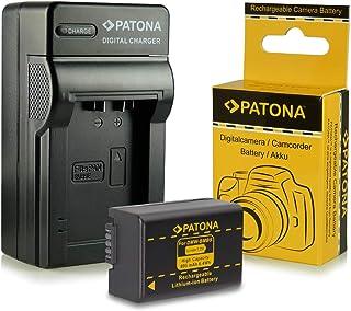 Cargador + Batería Panasonic DMW-BMB9 E | Leica BP-DC9 E para Panasonic Lumix DMC-FZ40 | DMC-FZ45 | DMC-FZ47 | DMC-FZ48 | DMC-FZ60 | DMC-FZ62 | DMC-FZ70 | DMC-FZ72 | DMC-FZ100 | DMC-FZ150 - Leica V-LUX 2 | V-LUX 3
