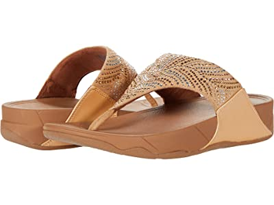 FitFlop Lulu Crystal Feather