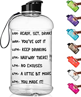 Best 64oz water bottle Reviews