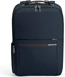 Briggs & Riley Kinzie Street Medium Backpack, Navy (Blue) - ZP160-5