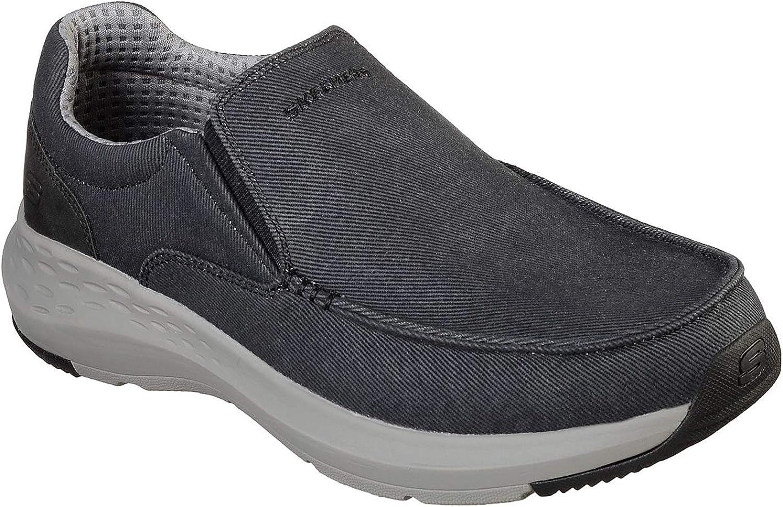 Skechers Men's Parson-Trest Khaki shoes