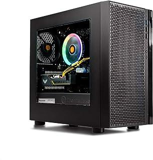 Thermaltake CA-4Y2-00D1WA-00 Computer System Genesis - AMD Ryzen 3-3100/1650 Super/ 16GB DDR4 3000Mhz/ A520 Chipset/ H18