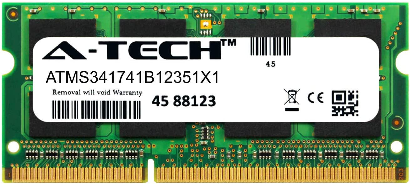 Credence A-Tech 8GB Module low-pricing for Toshiba Satellite P55-A5200 Laptop Noteb