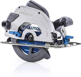 Evolution Power Tools S185CCSL Industrial Steel Circular Saw, 185 mm, (230 V)