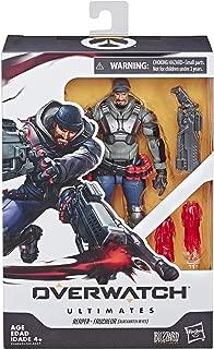 Overwatch Hasbro Ultimates Series - Reaper (Blackwatch Reyes) (Reaper) Skin 6