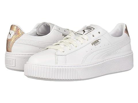 Puma , White/rose Gold   ModeSens
