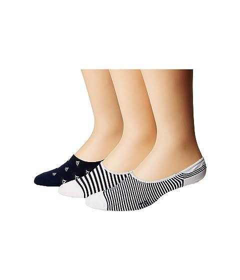 marino calcetines Ralph Lauren Polo surtidos Veleros Pack Liner azul 3 87FgqYw