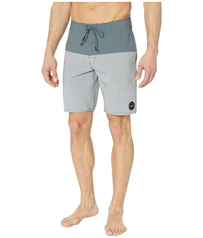 RVCA Gothard Trunk 19 (Monument) Men