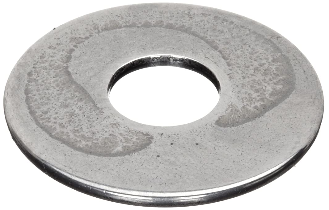 302 Stainless Steel Belleville Spring Washers, 0.255 inches Inner Diameter, 0.5 inches Outside Diameter, 0.036 inches Free Height, 0.029 inches Compressed Height, 66 foot_pounds Max. Load (Pack of 10)