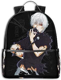 Tokyo Ghoul Backpack Fashion School Star Printed Bag
