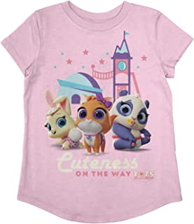 Jumping Beans Toddler Girls T.O.T.S. SS Tee