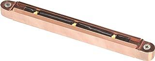 Kichler 15735CO30, Low Voltage Solid Brass Garden Rock Landscape Path Lighting LED, Copper