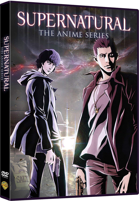 Supernatural - The Anime Series [Edizione: Regno Unito] [Reino Unido] [DVD]