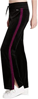 Performance Womens Velour Workout Track Pants