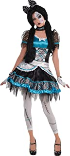 Amscan Shattered Doll Adult Costume