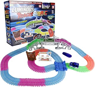 Car Track Luminous Magical Track Which Shine in Dark