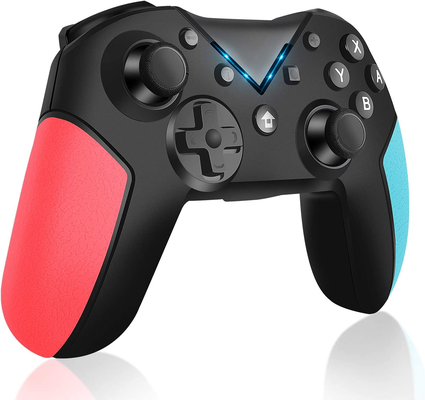 [2021 Upgraded Version] Wireless Controller for Switch,KUTIME Professional Controller Remote Gamepad Joypad Joystick for Switch Console (Newest Stock)