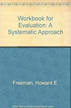 Workbook for Evaluation: A Systematic Approach