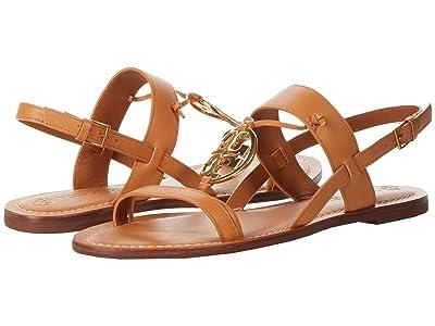 Tory Burch 5 mm Miller Sandal (Camello) Women