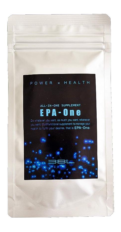 艶リネン背骨ピカイチ エパワン EPA-One サプリメント アンセリン DHA EPA ONE 青魚 栄養補給 健康維持 トウゲシバ オルニチン 60粒 30日分