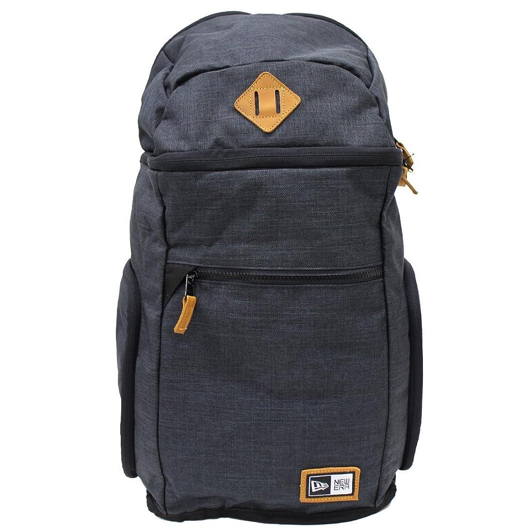 稼ぐ沈黙ホラーNEW ERA/ニューエラ 11157335/Cap Protector Pack USAモデル 日本未入荷 25L バックパック/リュックサック/バッグ/カバン/鞄 ヘザーブラック [並行輸入品]