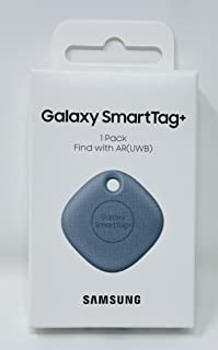 $39 » Samsung Galaxy SmartTag+ Plus, 1 Pack, Bluetooth Smart Home Accessory, Attachment to Locate Lost Items, Pair with Phones A...