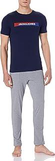 Jack & Jones Men's Jacsimon Long Pants Set Pajama Bottom