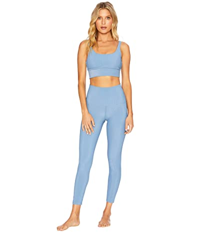 Beach Riot Ayla Leggings (Slate) Women