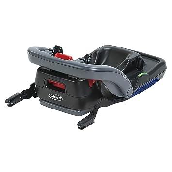 Graco SnugRide SnugLock DLX Infant Car Seat Base, Black, One Size: image
