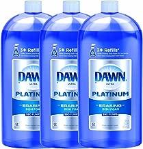 dawn ultra platinum erasing dish foam fresh rapids