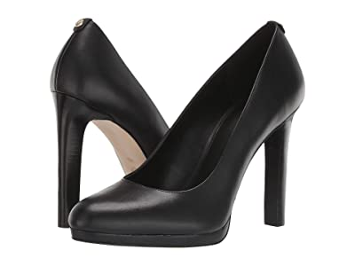 MICHAEL Michael Kors Ethel Pump (Black) Women